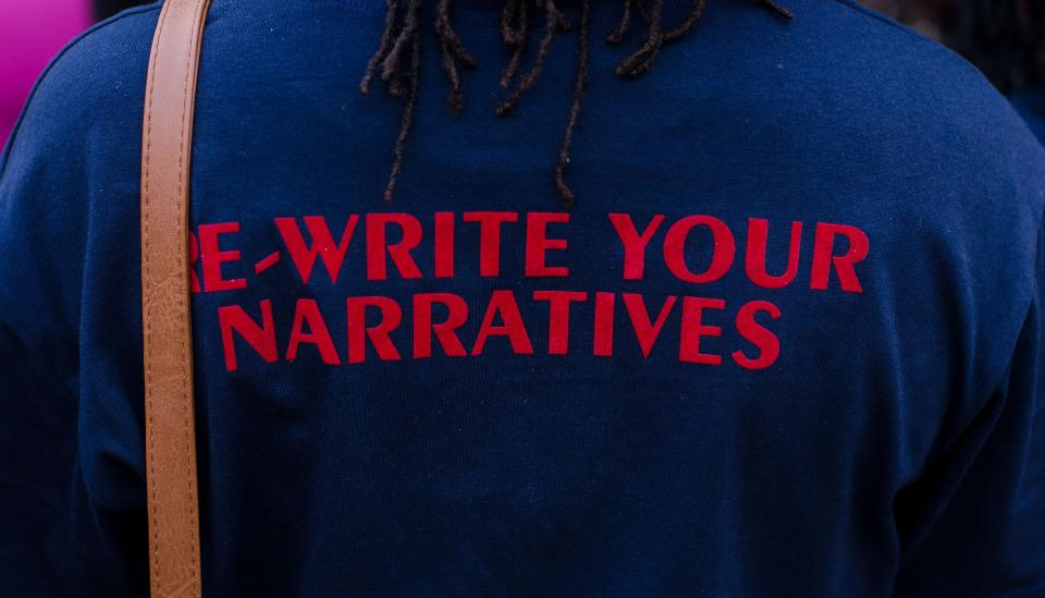 Re-write your narratives