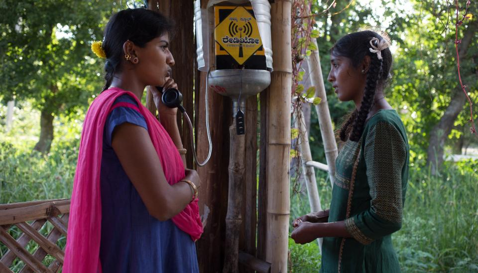 Lakshmi recording story of another young woman